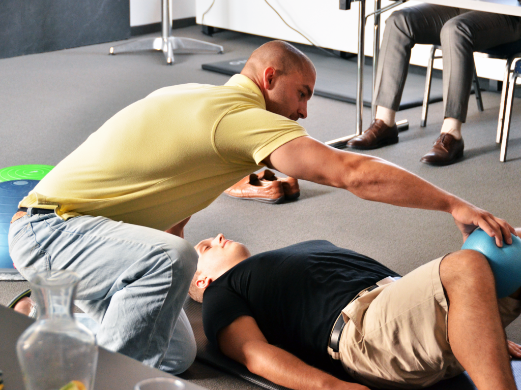 Masáže a fyzioterapie